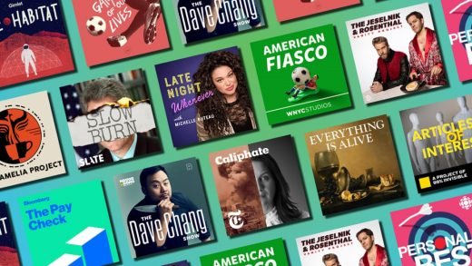 The 15 best new podcasts of 2018