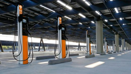 The world's largest network of electric vehicle chargers just raised another $240 million