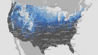 These White Christmas maps will tell you if you can expect snow in 2018 (or historically)