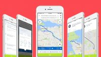 This new app tells you the fastest way to get where you're going without a car