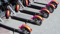 Urban waterways are under siege by a new invasive species: e-scooters