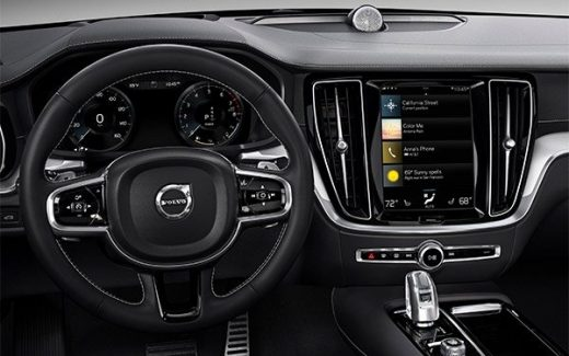 Volvo, Ericsson Sign Connected Car Agreement