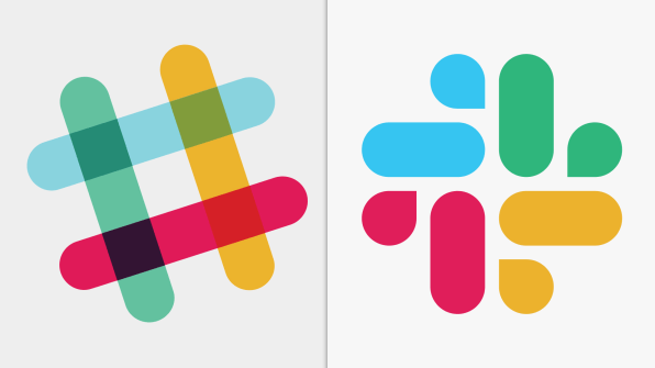 Slack's new logo ditches the beloved plaid hashtag | DeviceDaily.com