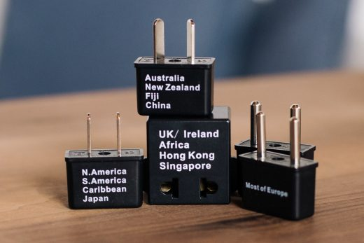 The best travel plug adapter