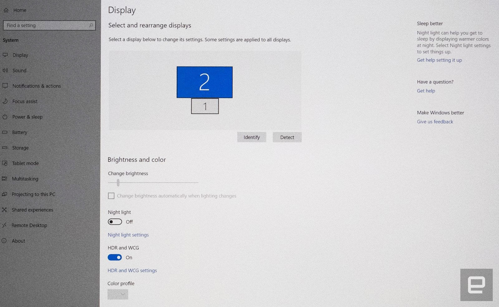 I tried, failed and finally managed to set up HDR on Windows