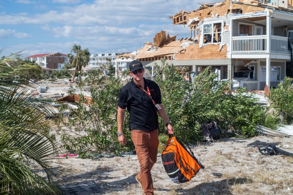 A year of disaster relief shows how important cash is in helping to rebuild | DeviceDaily.com