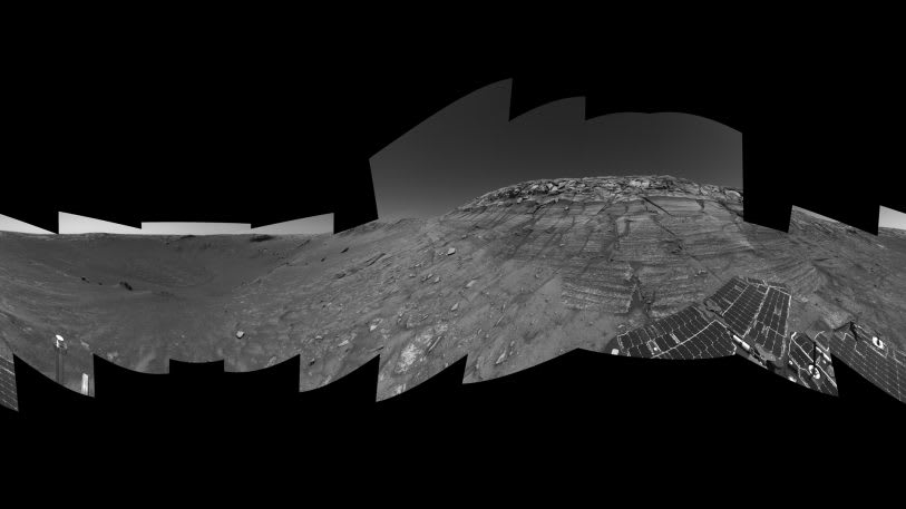 Celebrate 15 years of NASA's Opportunity rover with these bittersweet pictures of Mars | DeviceDaily.com