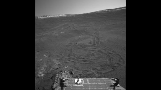 Celebrate 15 years of NASA's Opportunity rover with these bittersweet pictures of Mars