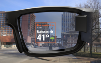 AccuWeather Partners To Bring AR Weather Content To Smart Glasses