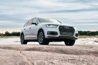 Audi adds Q7 SUV to its Silvercar on-demand rental service