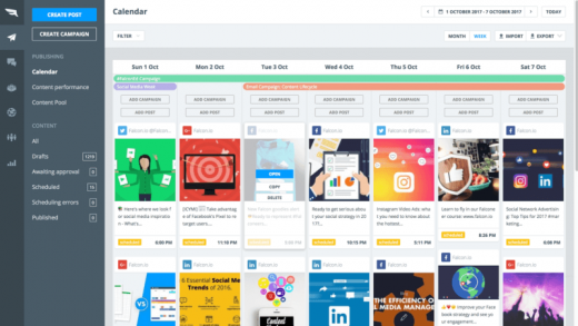 Cision buys Falcon.io, adding social management features to its earned media stack