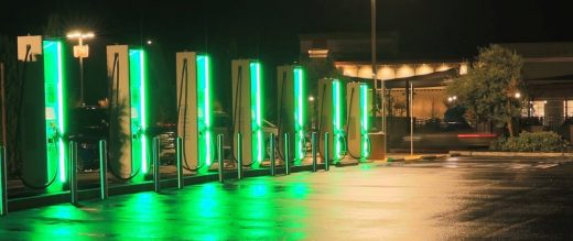 Electrify America shuts down most of its high-powered EV chargers