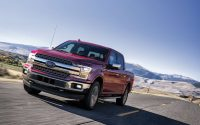 Ford is developing a fully electric F-series pickup truck