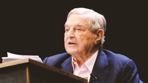 George Soros warning: China's ZTE and Huawei can't be allowed to dominate 5G