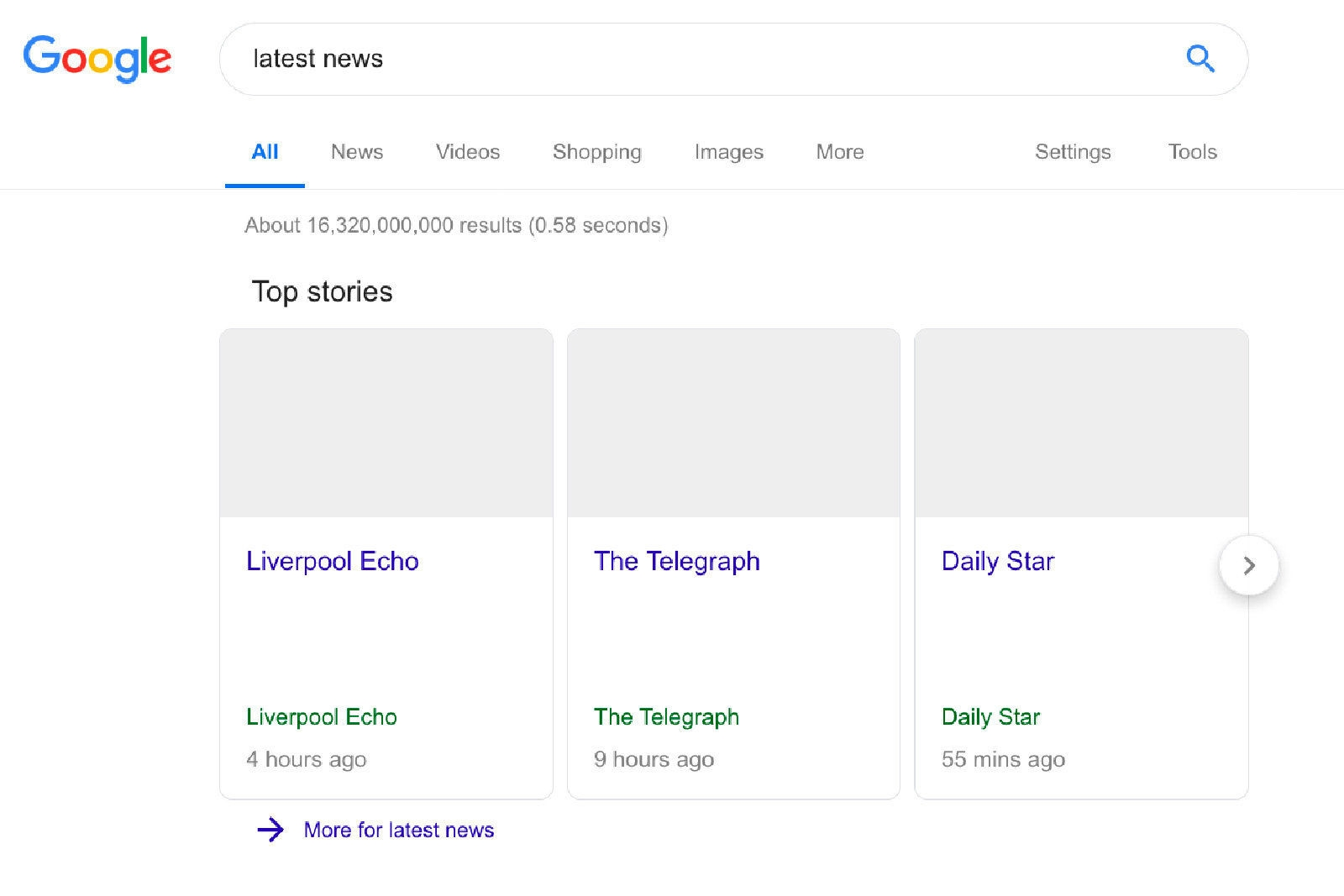 Google shows its bleak vision of search under new EU copyright laws | DeviceDaily.com
