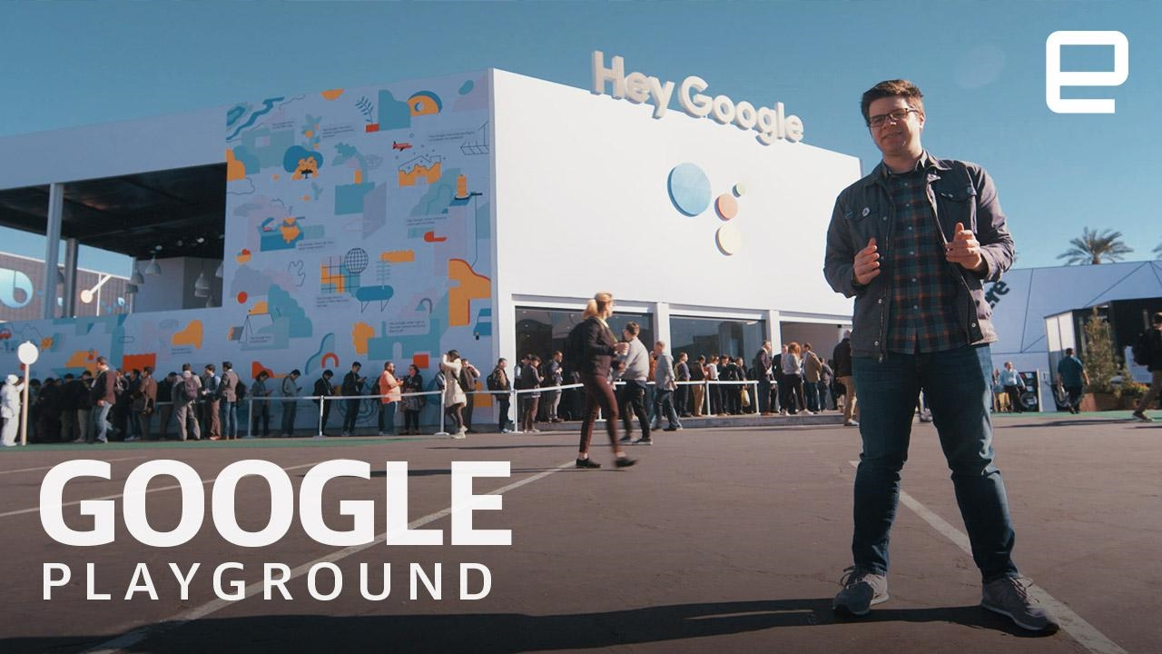 Google used CES 2019 to show off just how big its Assistant is | DeviceDaily.com