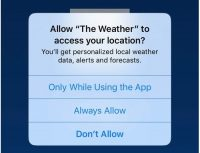 Los Angeles Sues Weather Company App Over Geolocation Tracking