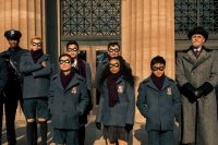 Netflix's 'Umbrella Academy' trailer showcases an offbeat superhero saga