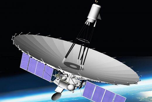 Russia lost control of an orbiting radio telescope