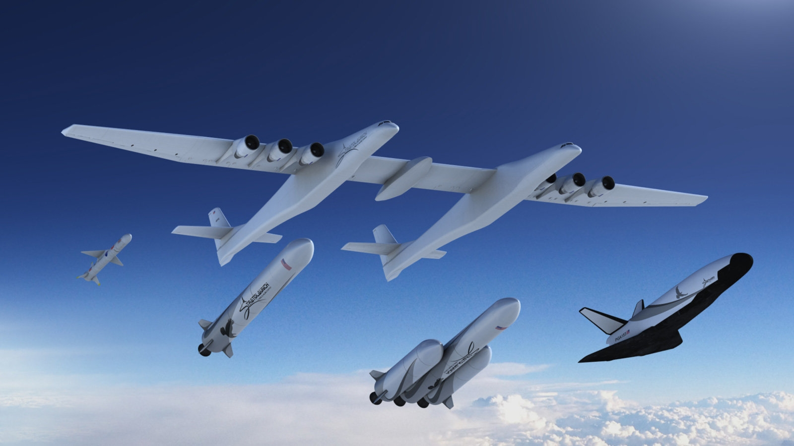 Stratolaunch axes launch vehicle and rocket engine projects | DeviceDaily.com