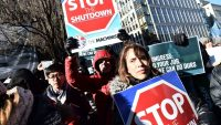 The U.S. government shutdown's silver lining: Corporate recruiters are snapping up talent