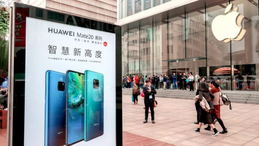 UBS: Huawei VP arrest, trade war, tanked iPhone sales in China
