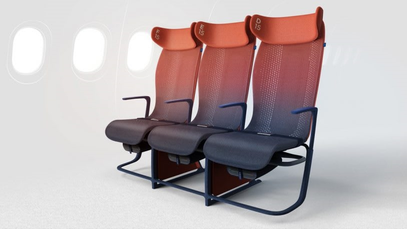 This revolutionary fabric could make flying economy less terrible | DeviceDaily.com