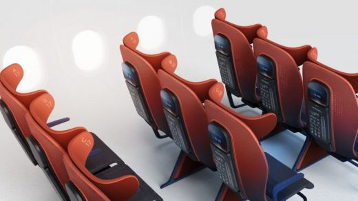 This revolutionary fabric could make flying economy less terrible