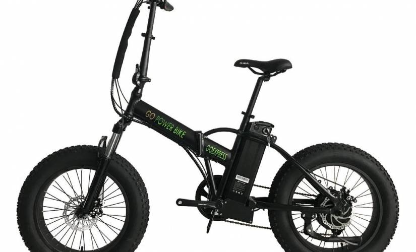 Gopowerbike GoExpress Foldable Electric Bike Delivers Cool Green Commuting and Weekend Fun | DeviceDaily.com