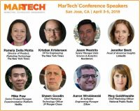 Meet Netflix, NPR, and The New York Times at MarTech