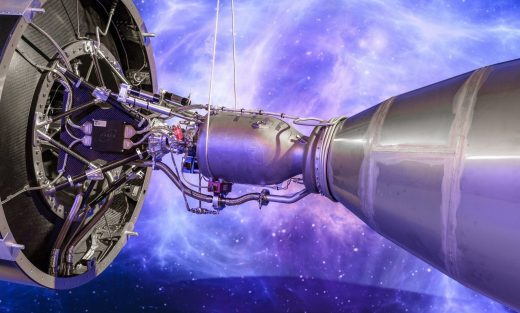 Take a look at the world's largest 3D-printed rocket engine