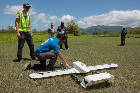 On these remote Pacific islands, children now get life-saving vaccines from drones | DeviceDaily.com