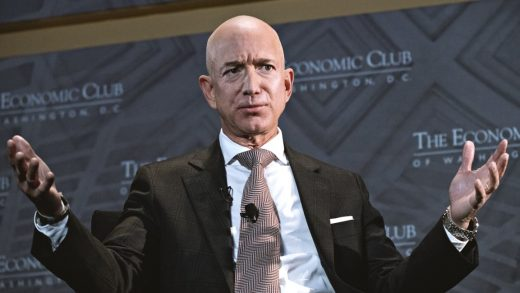 """""""Completely unacceptable"""": NJ officials condemn National Enquirer backer over Bezos conduct"""
