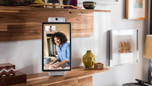 Facebook's Portal learned its video skills from some of Hollywood's best cameramen