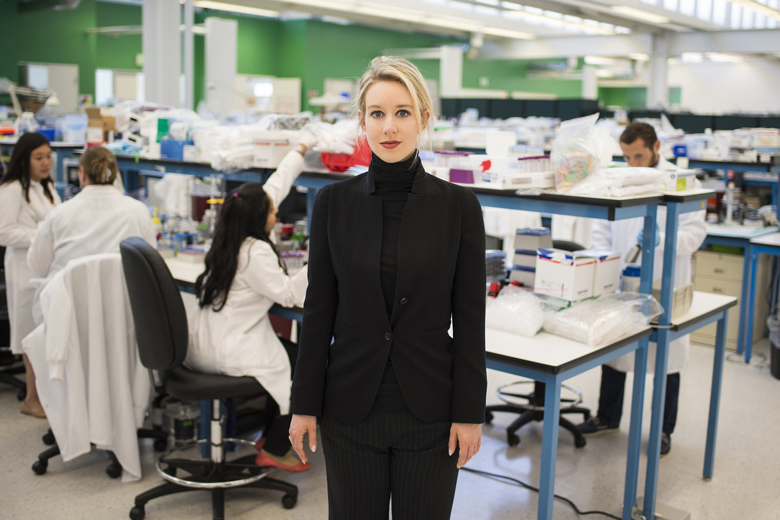 HBO documentary on Theranos' rise and fall premieres March 18th | DeviceDaily.com