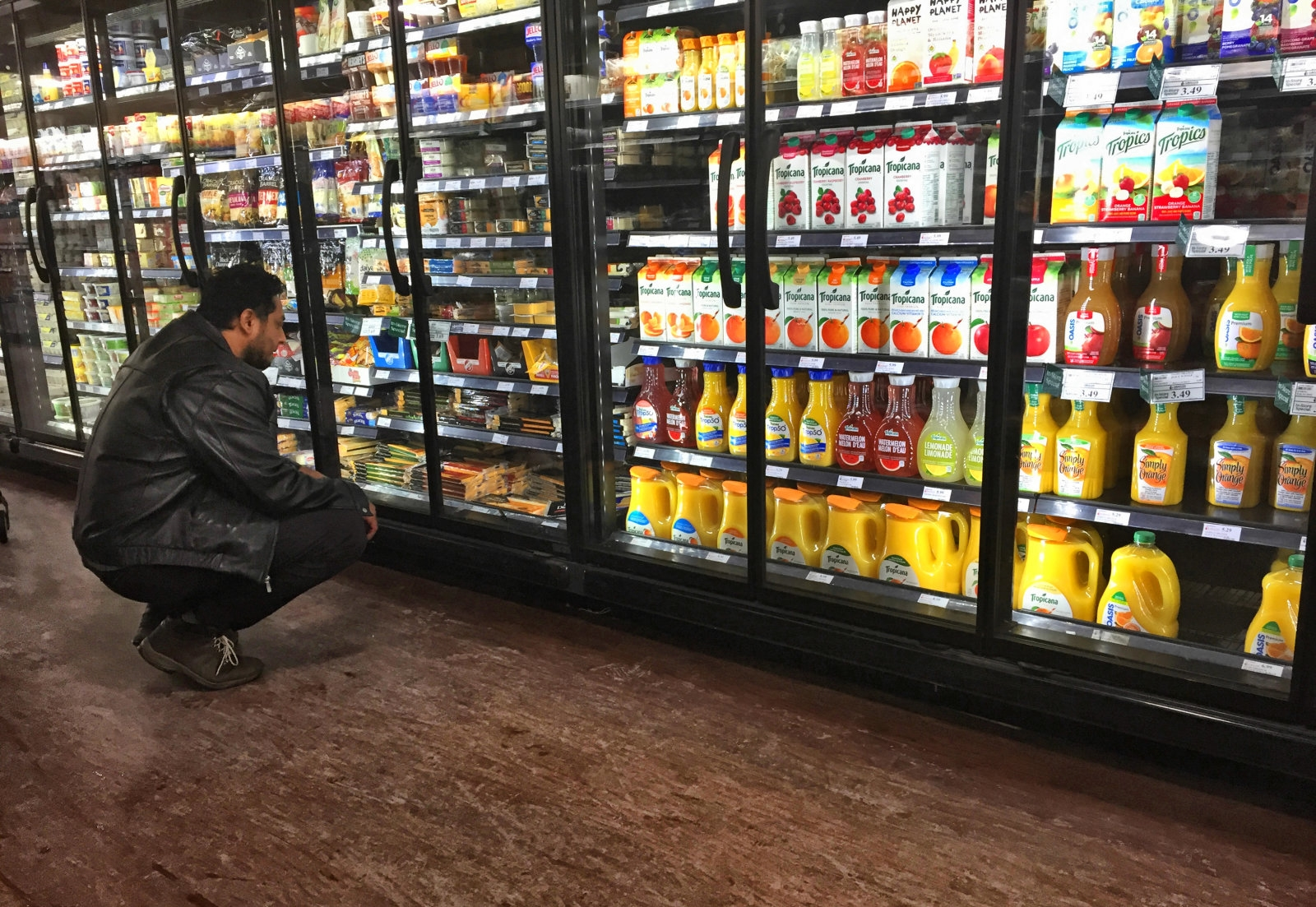Networked freezers at grocery stores are vulnerable to hacking | DeviceDaily.com