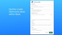 Optimizely lets marketers create ideas and access experiment data through new Slack integration