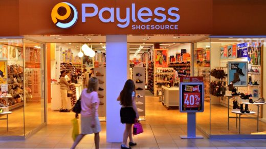 Payless is closing all 2,100 stores in yet another sign of the death of fast fashion