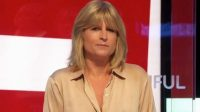 Rachel Johnson strips naked for Brexit