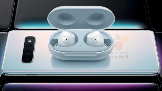 Samsung's next wireless earbuds could charge on the Galaxy S10