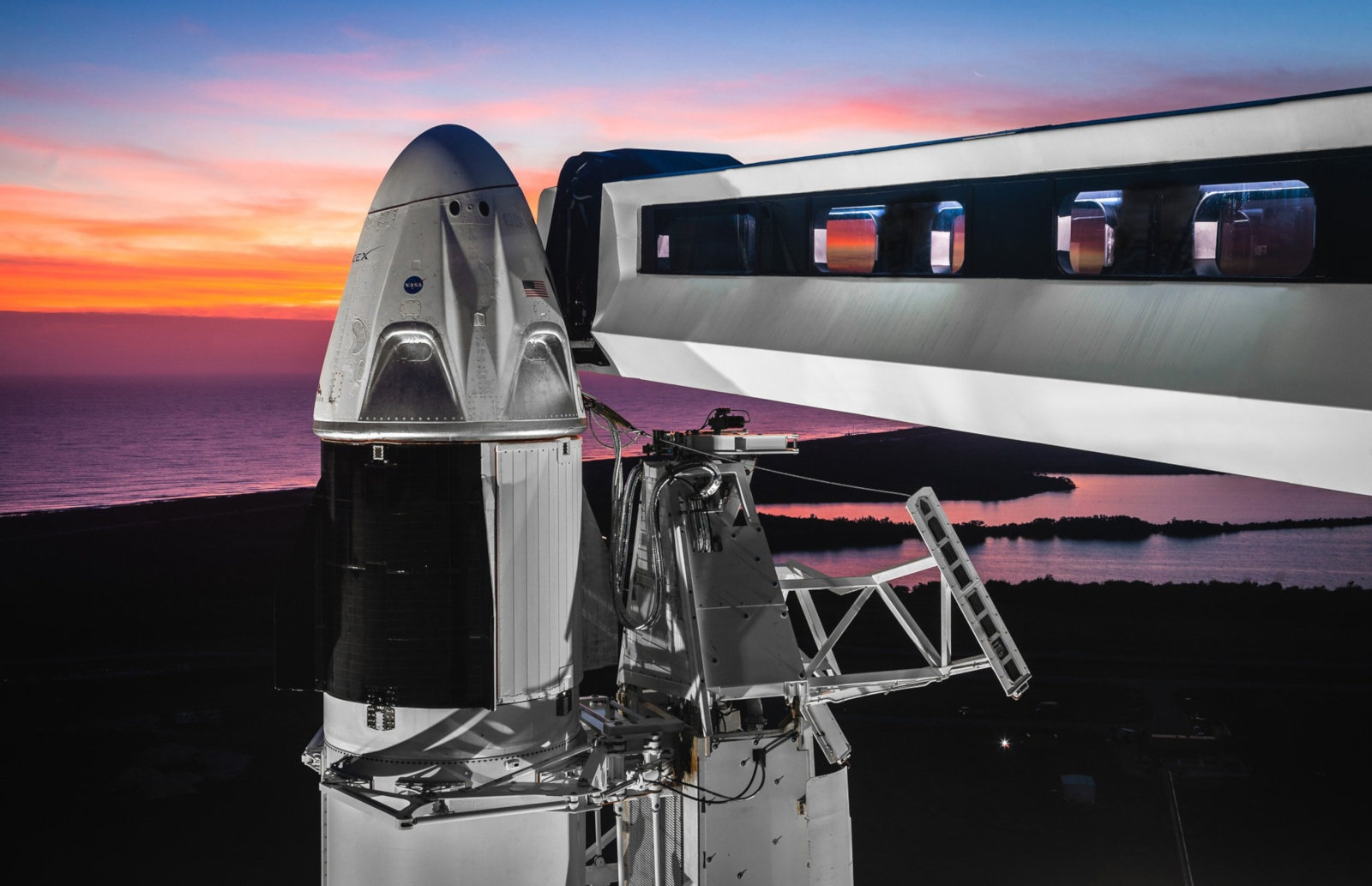 SpaceX postpones first Crew Dragon flight until March 2nd | DeviceDaily.com