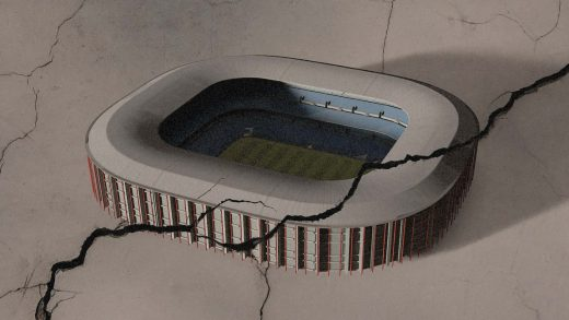 Stadiums can ruin a city–but they can also save it