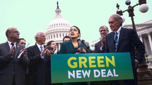 The Green New Deal is a people-first approach to solving climate change