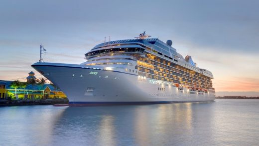 This cruise line just became the first to eliminate plastic water bottles