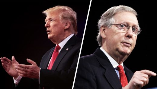 Trump is ready to declare a national emergency to get his wall: McConnell