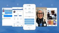 When refugees need emergency help with a language barrier, this app connects them to a translator