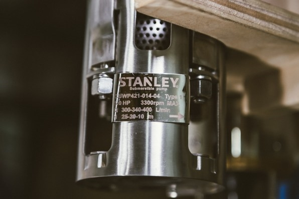 Stanley Black  and  Decker's newest product is a solar-powered water pump for the developing world | DeviceDaily.com