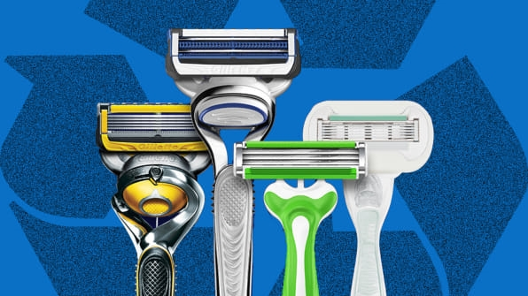 You can now send Gillette your old razors to have them recycled | DeviceDaily.com