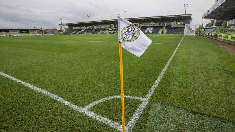 Meet Forest Green Rovers, the British soccer team that's carbon neutral, vegan, and on a mission | DeviceDaily.com