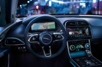 Jaguar's 2020 XE uses AI to help you get comfortable